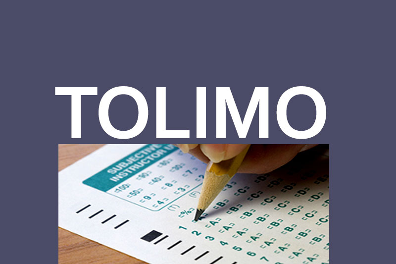 آزمون TOLIMO